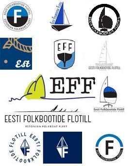 Eesti Folkbootide Flotilli logo sünd