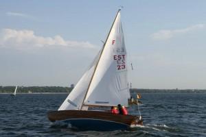 4. KJK kolmapäevak – üks tuuline ja päikesepaisteline purjetamine