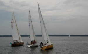 8. KJK purjetamiskolmapäevak – DNF'ide sadu…