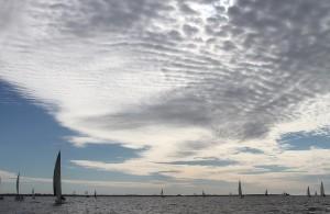 Kolm olla kohtuseadus – purjetamine Tallinna lahel ei ole ikaldunud!