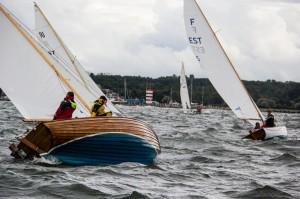 13. KJK Kolmapäevak – purjetamine sügistuultes