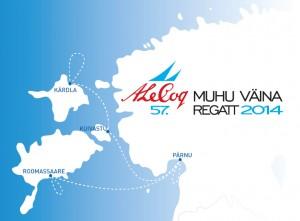 Muhu-Väina-regatt-2014-kaart