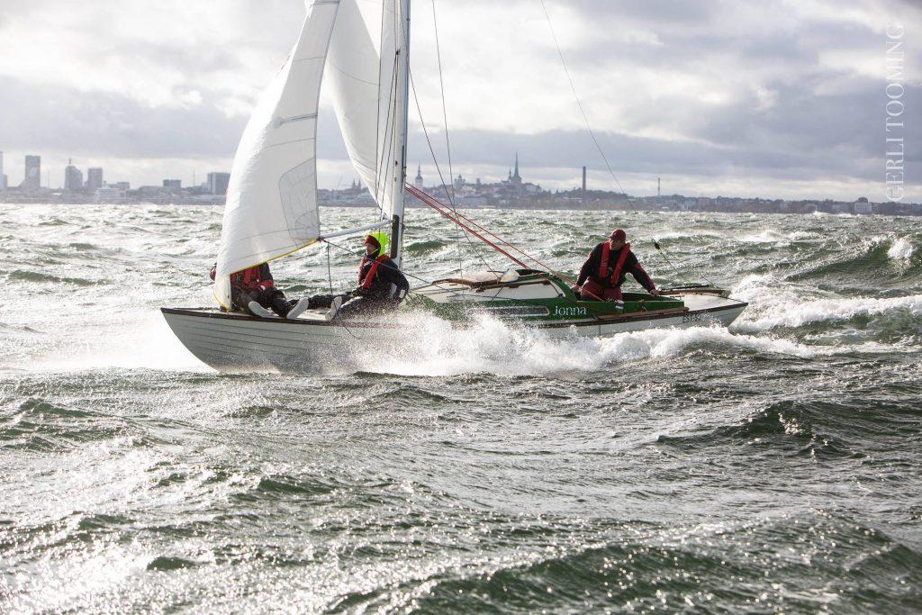Eesti pälvis Folkbootide 2021. aasta Gold Cupi korraldamisõiguse